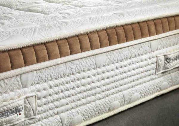 Pohľad na matrac z boku